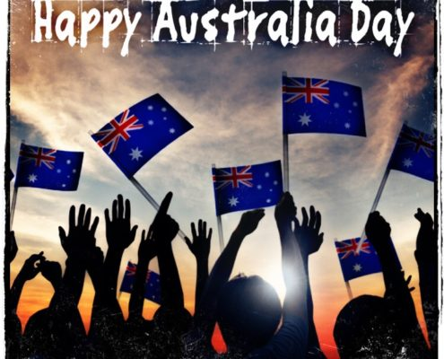 BM Motorcycles - Happy Australia Day