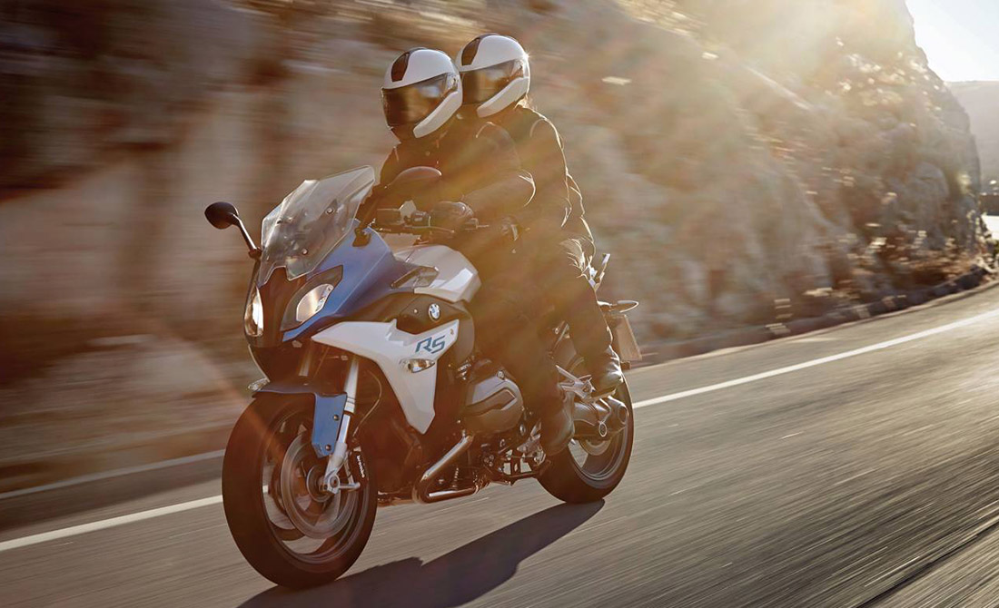 BMW Motorcycle - Sport