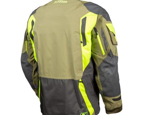 Badlands Pro Jacket - Sage Hi Viz